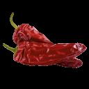 fliegende Chipotle-Chilis
