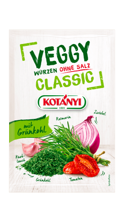 Kotányi Veggy Classic in der Briefpackung