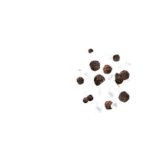 Pfeffer und Salz