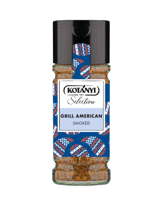 460401 Grill American Smoked 100 Ml