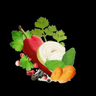 Erdbeer Spinat Salat Min