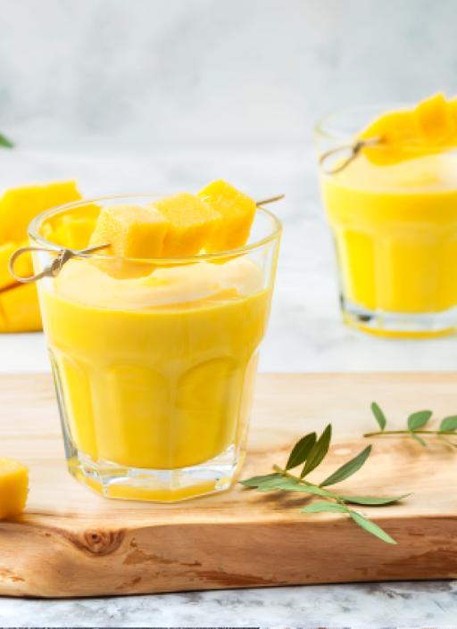 Yellow Smoothie Txt1