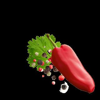 Multicolored Pepper Mic Min