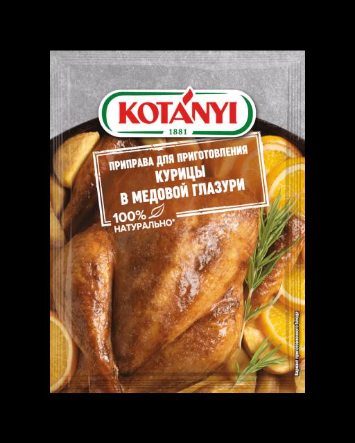 196711 Kotanyi Chicken Honey Glazing B2c Pouch Min